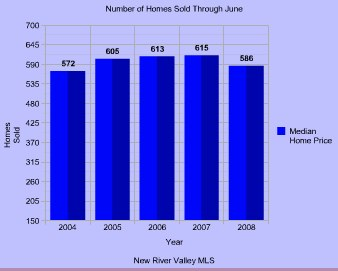 2008 Homes Sold