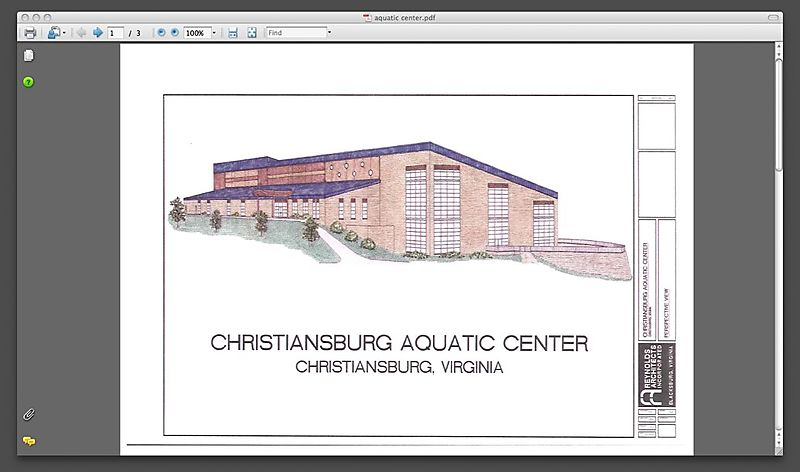 Aquatic center-3